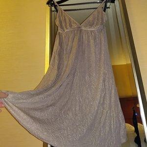 Velvet fairy dress
